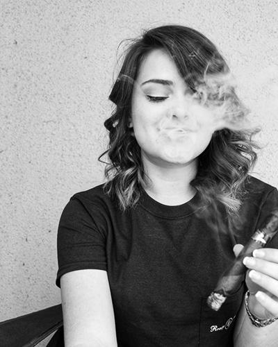 Medora Hoopes - Rocky Patel Cigar Rep