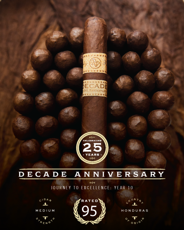 Decade Top Rated Cigar by Rocky Patel