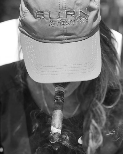 Tracy Smith Dressel - Rocky Patel Cigar Rep