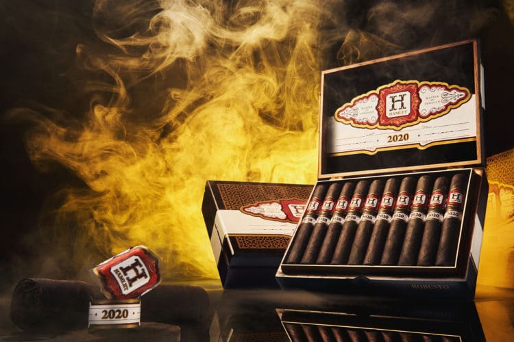 Hamlet 2020 Cigar by Rocky Patel