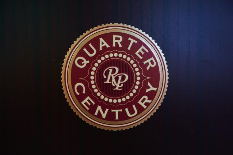 Cigar - Quarter Century Cigar by Rocky Patel