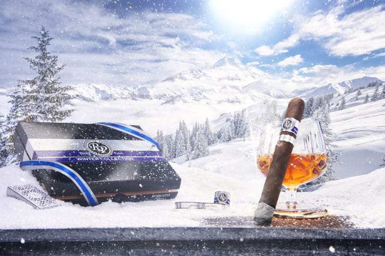 Winter Edition cigar by Rocky Patel