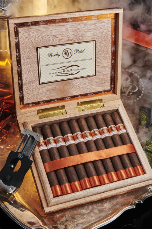 Cigar Rocky Patel Cigar Smoking World Championship 2