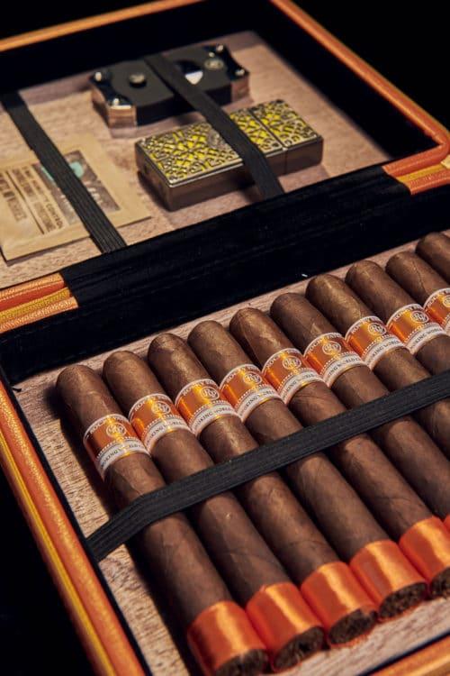 Cigar Rocky Patel Cigar Smoking World Championship 22