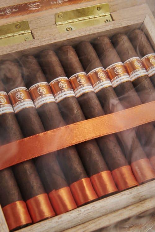 Cigar Rocky Patel Cigar Smoking World Championship 3