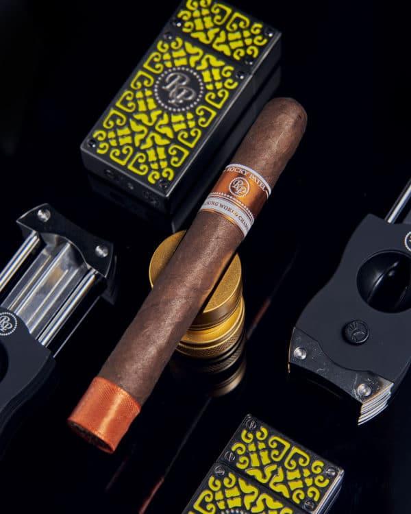 Cigar Rocky Patel Cigar Smoking World Championship 5