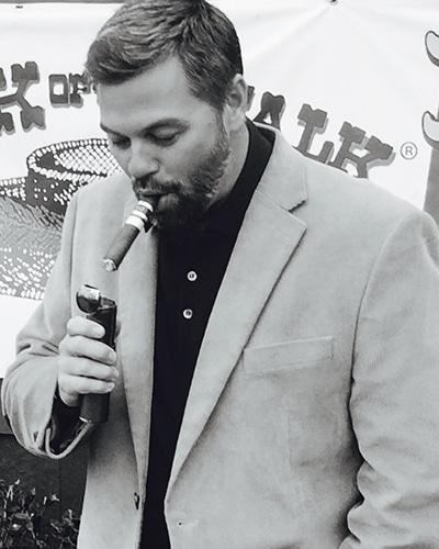 Scott Salmon - Rocky Patel Cigar Rep