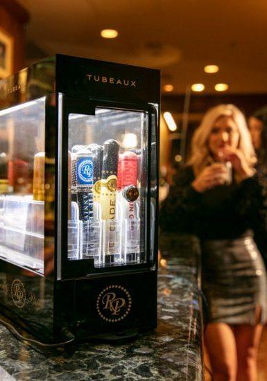 Tubeaux cigar holder rocky patel