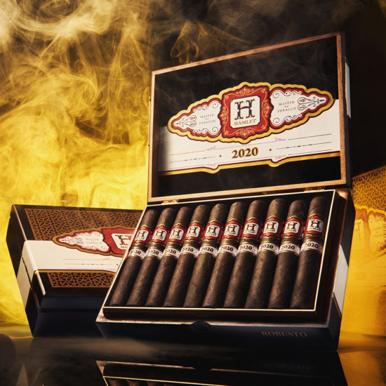 Hamlet 2020 Cigar box by Rocky Patel